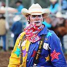 Clowning around - Monduran Rodeo by Blackie