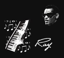 ray charles by ralphyboy