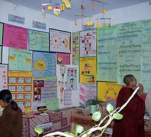Himalayan Class Science Fair by Angie Spicer