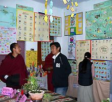 Himalayan Class Science Fair Part Two by Angie Spicer