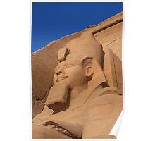 Abu Simbel, Egypt Poster