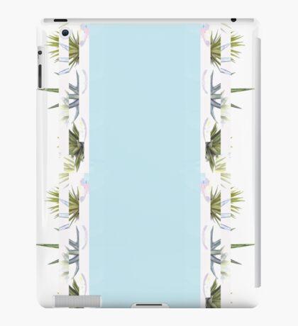 Aloe Glitch iPad Case/Skin