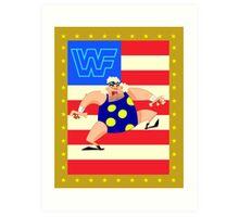 Dusty Rhodes - American Dream Art Print