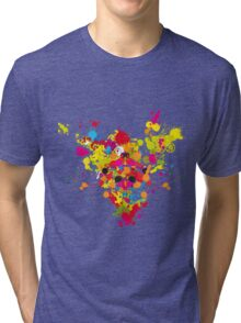 art color Tri-blend T-Shirt