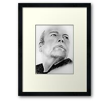 Jim Framed Print