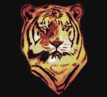 tiger t-shirt Kids Clothes