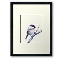 Bird // Trust Framed Print