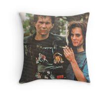 Heathers  Throw Pillow