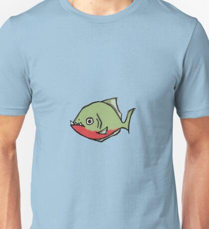 Chubby piranhas Unisex T-Shirt
