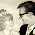 60's WEDDING by Lance Barnard