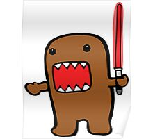 Sith lord domo Poster