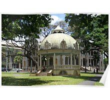 Iolani Palace, Honolulu, Hawaii  Poster