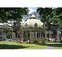 Iolani Palace, Honolulu, Hawaii  Photographic Print
