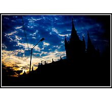 The Mount Mary Church Photographic Print
