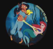 Ariel Kills Jasmine by JaySb
