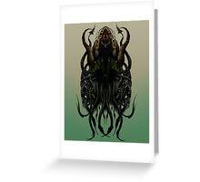 Skullthullu Greeting Card