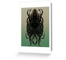 Skullthullu Greeting Card