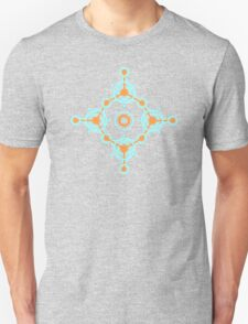 Geometric circle design Unisex T-Shirt