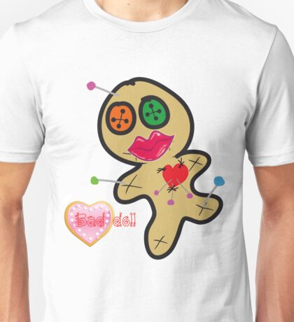 Bad Doll Unisex T-Shirt