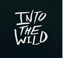 Into the Wild x BW by Leah Flores