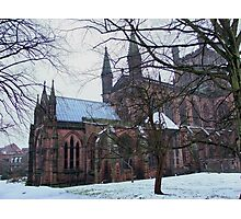 Chester Cathedral, UK Photographic Print
