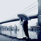 Brooklyn Bridge Wedding Bells by deahna