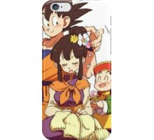 Dragon Ball Z - Goku, Gohan and Chi-Chi iPhone Case/Skin