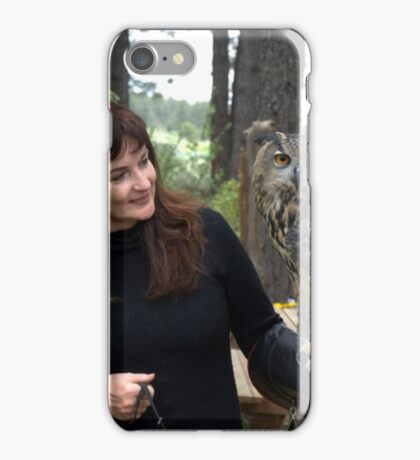 Lynda iPhone Case/Skin