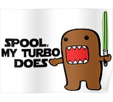 Spool, my turbo does Poster