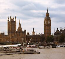 Palace of Westminster by Chris Day