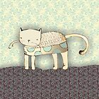 Venus the Cat by Rencha