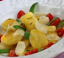 Gnocchi Tricolore by SmoothBreeze7