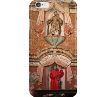 Interior San Xavier Mission 1 iPhone Case/Skin