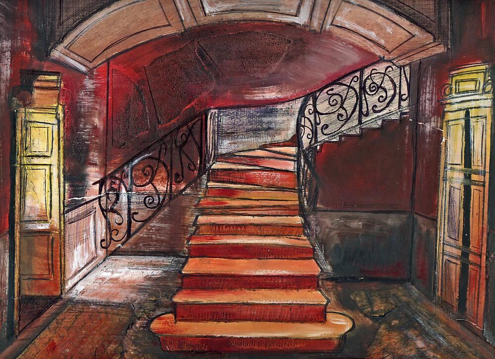 Stairway by KateHulme