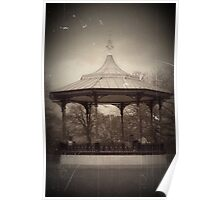 Greenwich Park Bandstand Poster