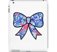 Lilly Pulitzer Inspired Bow - She She Shells iPad Case/Skin