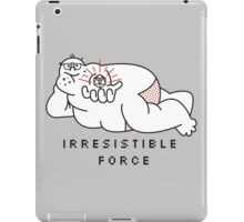 Irresistible Force iPad Case/Skin
