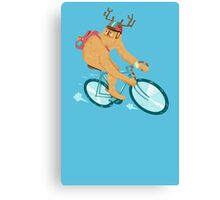 Ride it Like You Stole it Canvas Print