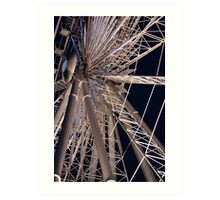 Niagara Skywheel VF Art Print