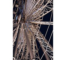 Niagara Skywheel VF Photographic Print