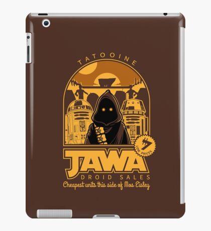 Jawa Droid Sales iPad Case/Skin