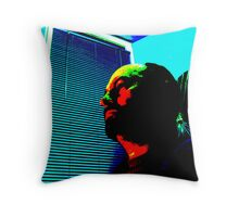The World Is Not Enough (#1) Throw Pillow