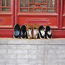 Monk Shoes by alexisjmichel