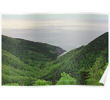 Ocean Valley Poster