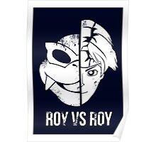 Roy v Roy Poster