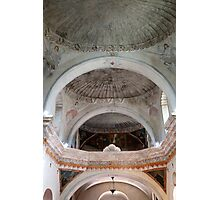 San Xavier Ceiling 1 Photographic Print