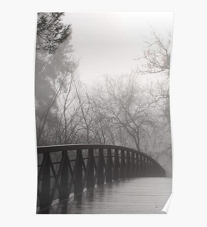 Robertson Park Bridge Poster