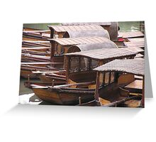 Water Taxi? Greeting Card