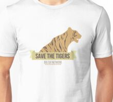 Save the Tigers Unisex T-Shirt