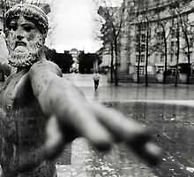 Fingers - Montpellier, France - 2010 by Nicolas Perriault